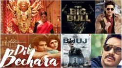 Dil Bechara And Laxmmi Bomb And 7 Movies Will Set To Release On Ott Platform