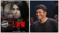 Puneeth Rajkumar Says Law Movie Trailer Releasing On July 9