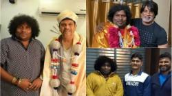 Tamil Actor Yogi Babu Acting In Bajrangi 2 Film