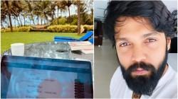 Rakshit Shetty Heads To Goa To Work On Richie Movie Script