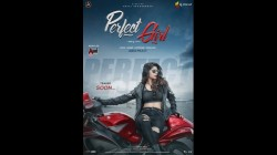 Aditi Prabhudeva S First Music Album Titled Perfect Girl Will Be Out On October 1