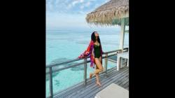 Actress Rakul Preeth Singh Bikini Photo Viral