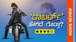 Darshan And Asha Bhat Starrer Roberrt Movie Review
