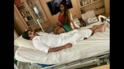 Sri Reddy Posted A Photoshopped Photo With Pawan Kalyan