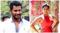 Serious Alligations Against Actor Vishal By Gayathri Raghuram