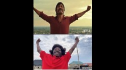 Ikarodu Bois Made Spoof Of Dhanush S Jagame Thandhiram Movie Trailer