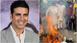 Kshtriya Mahasabha Protest Against Actor Akshay Kumar S Prithviraj Movie