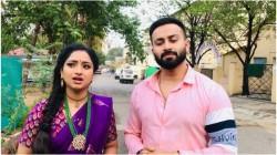 Chandu B Gowda And Ashika Padukone Clarification About Kannada Telugu Controversy