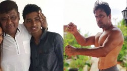 Bullet Prakash Planned To Make Movie With His Son And Arjun Sarja