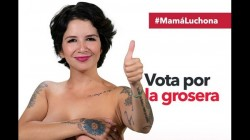 Model Rocio Pino Promises Of Free Breast Implants If She Win In Elections