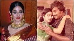 Sridevi Paid More Than Rajinikanth For Moondru Mudichu Film