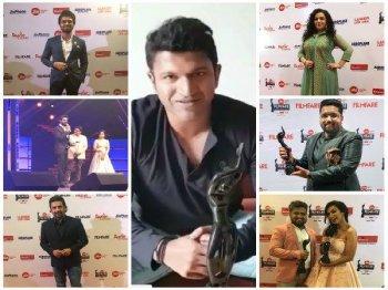 65ನೇ ಸೌತ್ ಫಿಲ್ಮ್ ಫೇರ್: ಪ್ರಶಸ್ತಿ ಪಡೆದವರ ಸಂಪೂರ್ಣ ಪಟ್ಟಿ